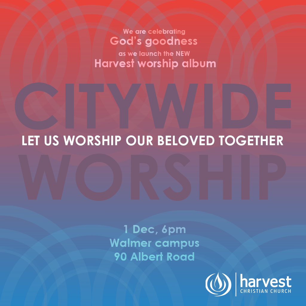 CITYWIDE WORSHIP