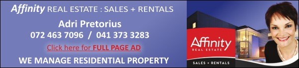 Affinity Real Estate : Sales + Rentals