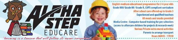 Alpha Step Educare