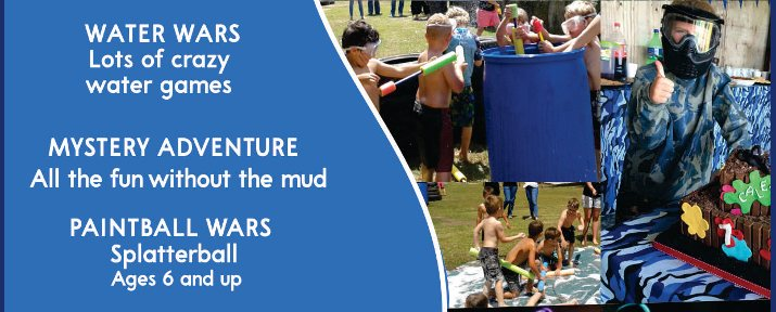 WATER WARS
