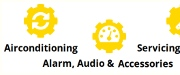 Airconditioning * Alarm, Audio & Accessories * Servicing & Electrical
