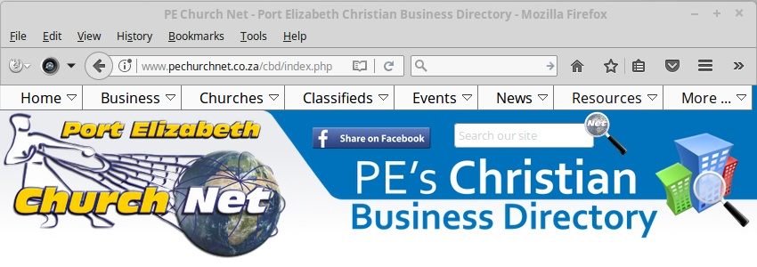 Port Elizabeth Church Net Christain Business Directory