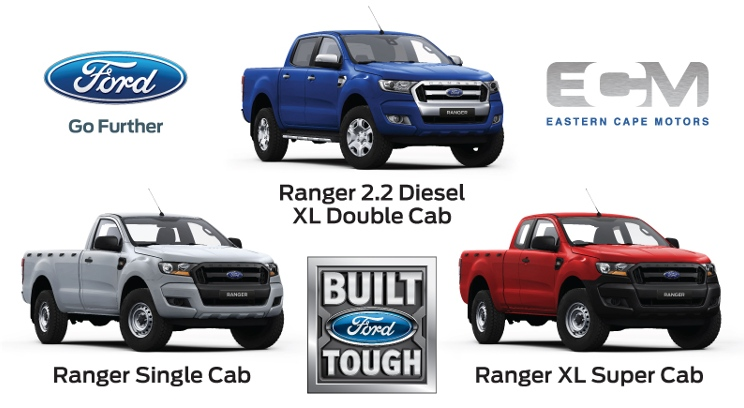 Eastern Cape Motors : FORD - Go Further