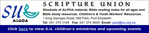Scripture Union: SU Algoa