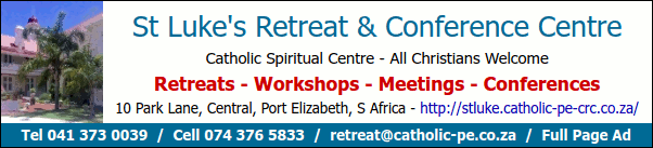 St Lukes Retreat Centre
