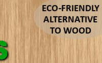 Eco-Friendly Alternative to Wood
